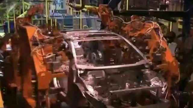 GM's Warren Transmission Plant closes