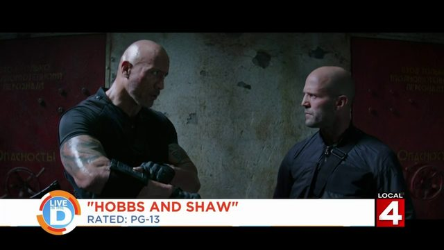 Reel Talk: 'Hobbs and Shaw' and a new Netflix hit