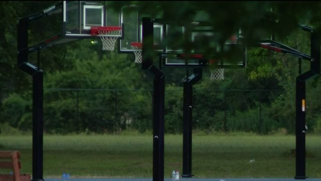 1 dead, 1 injured after shooting at Rouge Park basketball game on…