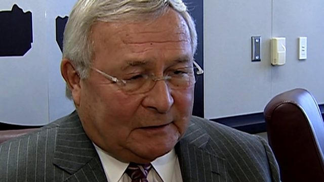Oakland County Executive L. Brooks Patterson dies at 80