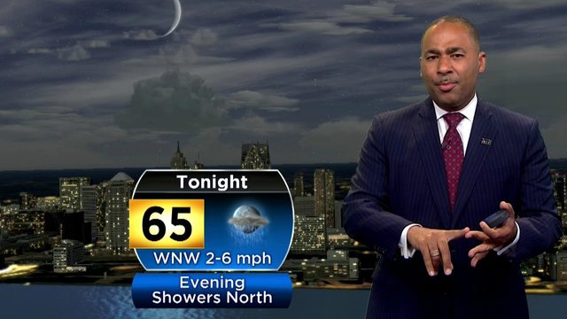Metro Detroit weather: Warm Saturday evening, cooling off at night
