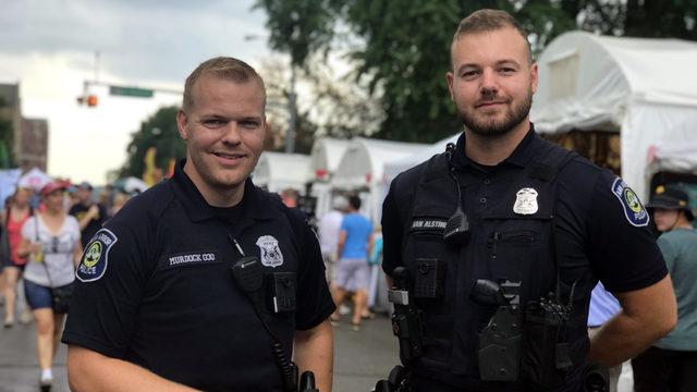 Meet Ann Arbor's downtown beat officers