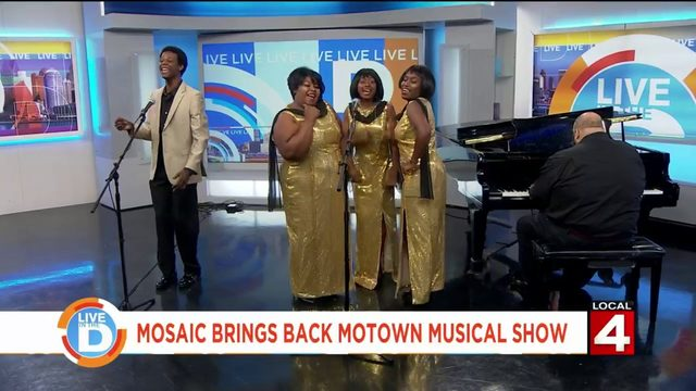 Mosaic Youth Theatre pays tribute to Motown