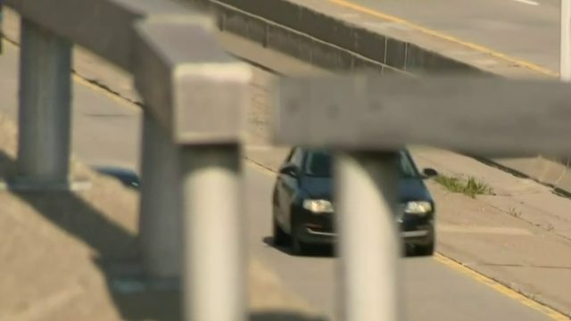 Pastor pulls suicidal man to safety from Metro Detroit freeway overpass