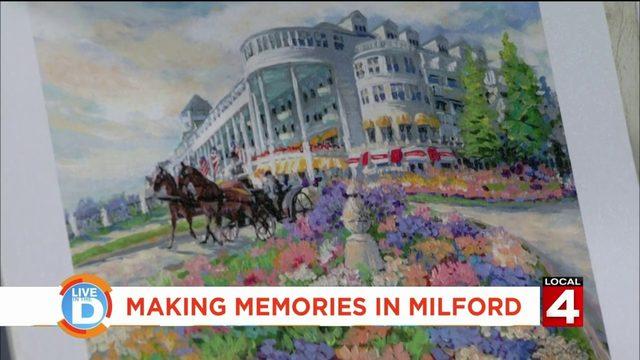 Make memories at Milford Memories