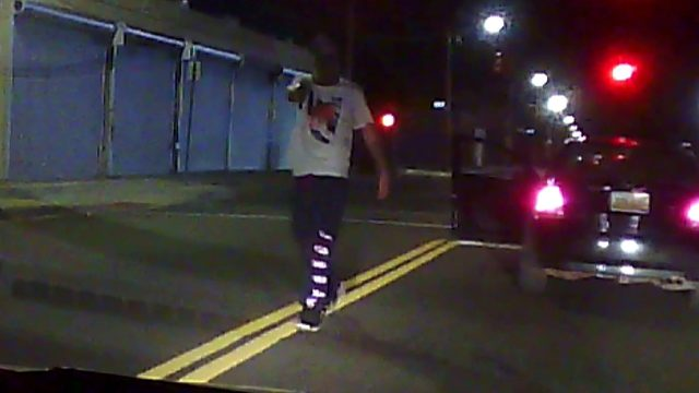 Dashcam video shows gunman fire at driver on Detroit's west side