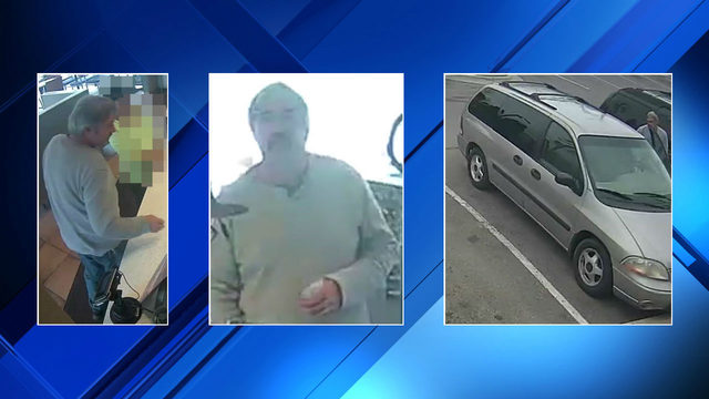 Police say man stole purse from vehicle parked at Taco Bell in Waterford…