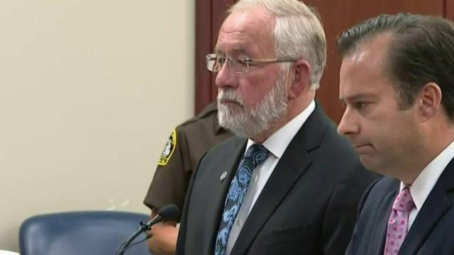 Former Michigan State dean William Strampel sentenced to one year in jail