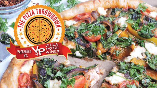 Calling all pizza lovers! The Pizza Throwdown returns