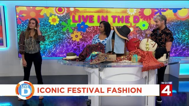 Iconic Festival Fashions To Wear Now