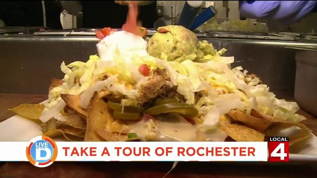 Take a tour of the beautiful city of Rochester