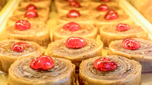 Quiz: What Traditional Greek Pastry should you try at the Taste of…