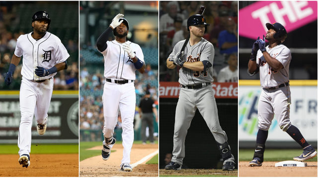 Here's what the Detroit Tigers' starting lineup should look like the…