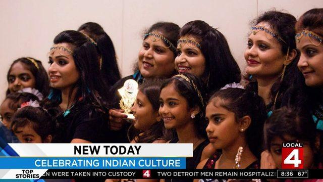 Celebrating India Day in Novi on Saturday, Aug. 17