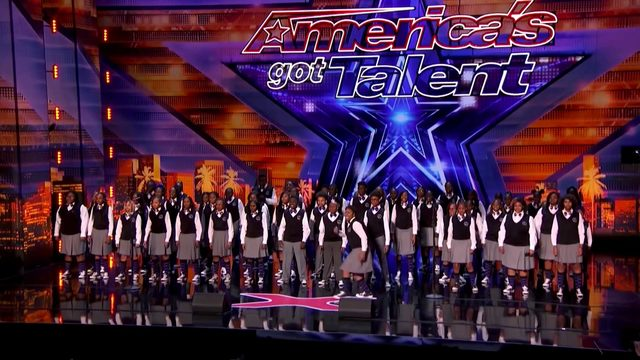 Detroit Youth Choir on America's Got Talent: How to vote