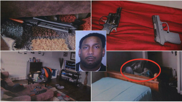 Detroit dad runs drug trafficking operation with loaded guns, drugs…