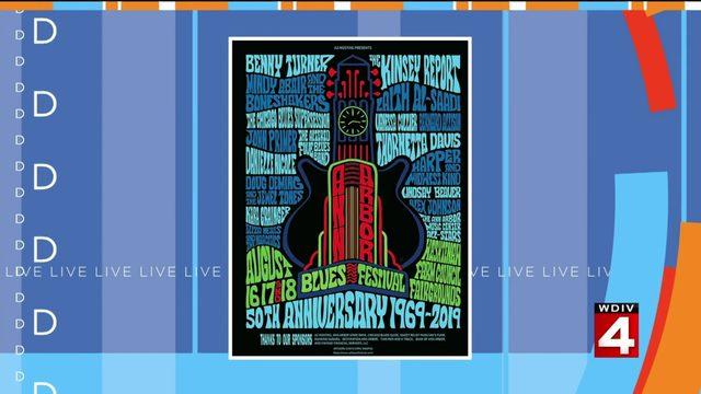 Ann Arbor Blues Festival's 50th anniversary features Laith Al-Saadi