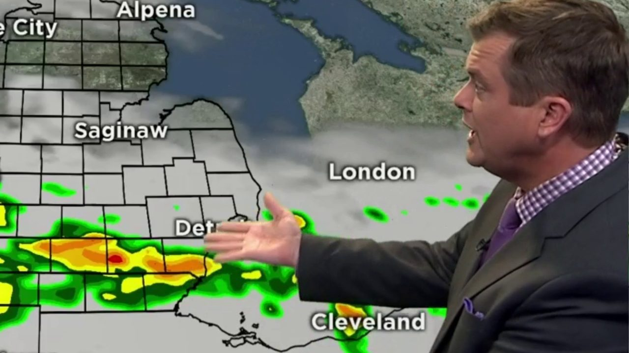 Metro Detroit weather: Flooding risk overnight, into Tuesday