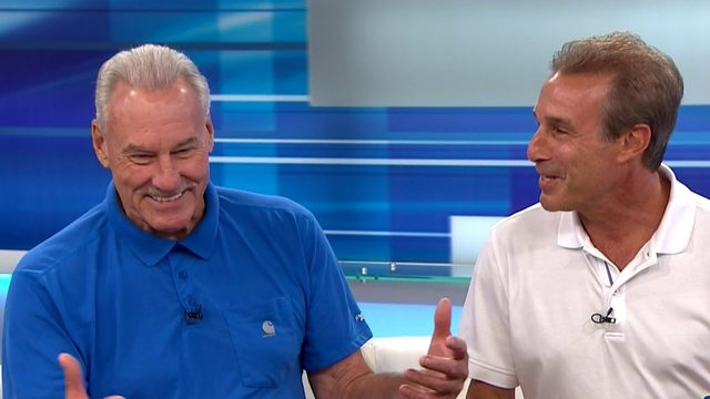 Mickey Redmond, Ken Daniels in Local 4 studio to talk charity