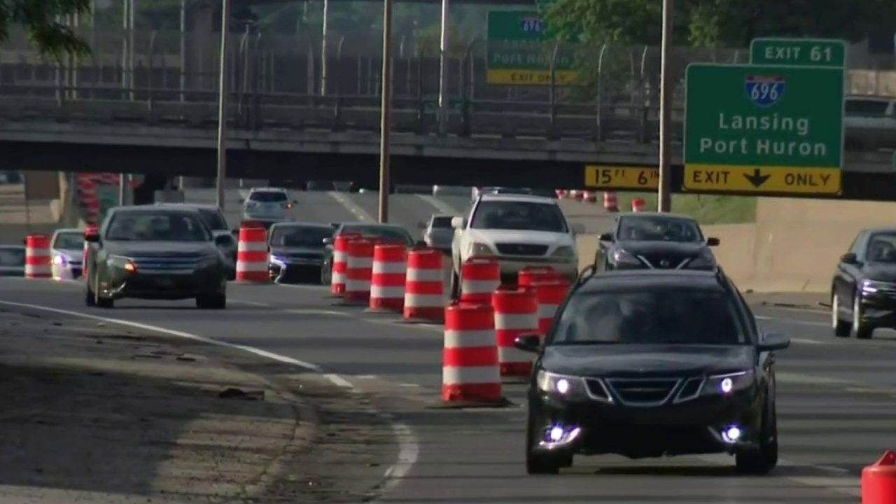 I-75 construction in Oakland County: What to know about