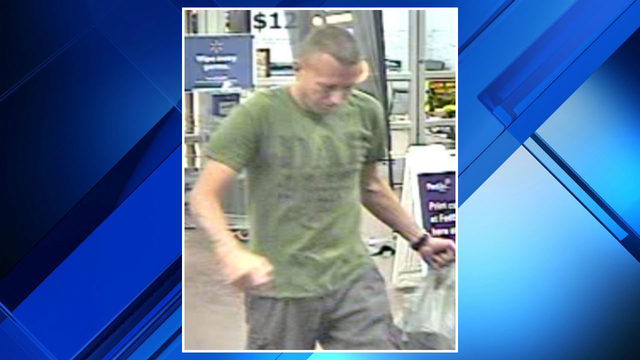 Man in 'Dad' shirt steals $2,900 in jewelry from Shelby Township…