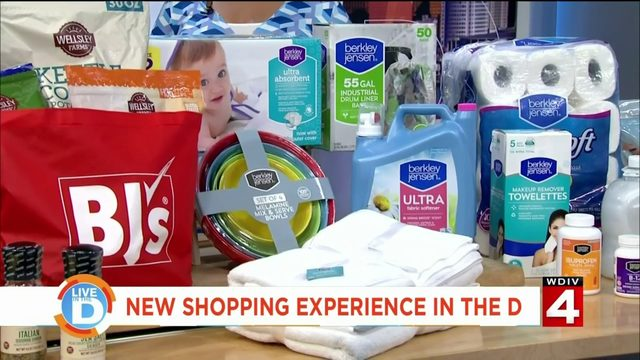 Get ready for big time shopping and deals with BJ's Wholesale Club