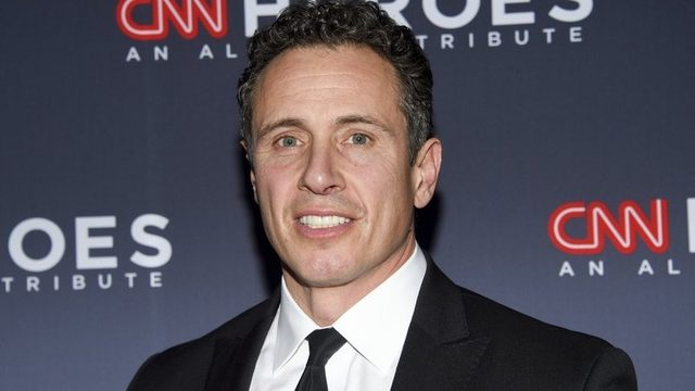 CNN backs host Chris Cuomo after caught-on-video confrontation