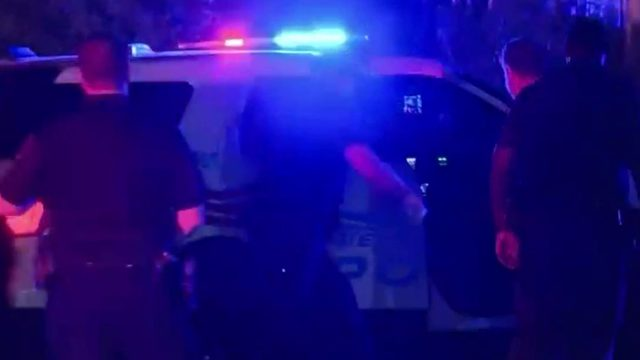 Detroit police rush gunshot victim to hospital