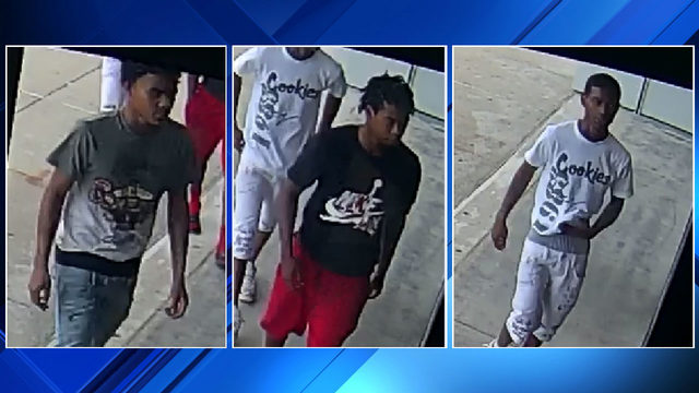 3 men steal $1,775 in sweatpants from Eastpointe store, fight off…