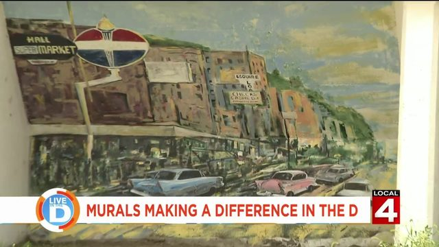 Bringing the community together through art and history