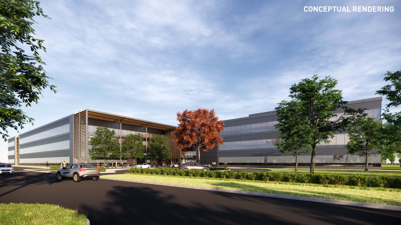 Mercedes-Benz to build new 200,000-square-foot facility ...