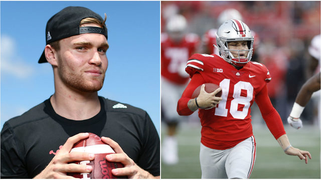 Tate Martell loses QB competition at Miami after transferring from Ohio…
