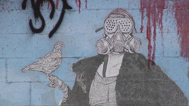 Detroit's Hygienic Dress League uses visual art to critique society