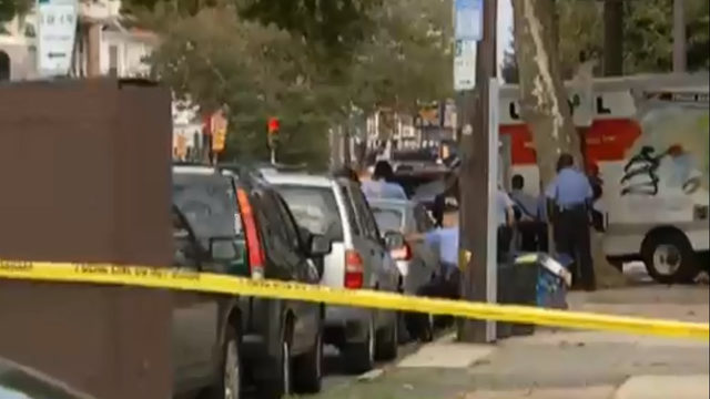 Philadelphia police officers injured in active shooting situation