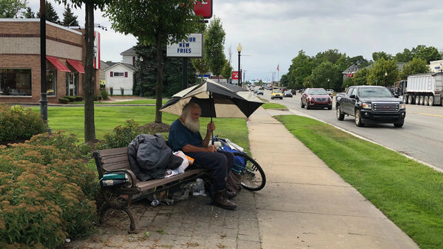 What will happen to Bruce? Longtime homeless man source of growing…