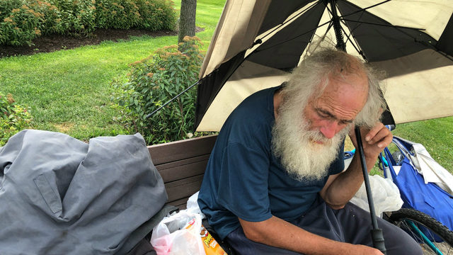 Lake Orion council pledges statement of support for homeless man