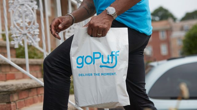 goPuff delivery service partners with Graduate Ann Arbor hotel in…