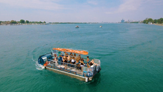 Parties, dinners, and tours await you on these Detroit boat rides