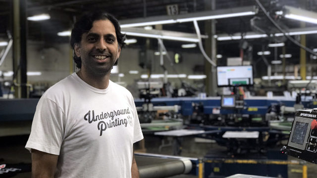 Underground Printing: The story behind Ann Arbor's custom T-shirt company