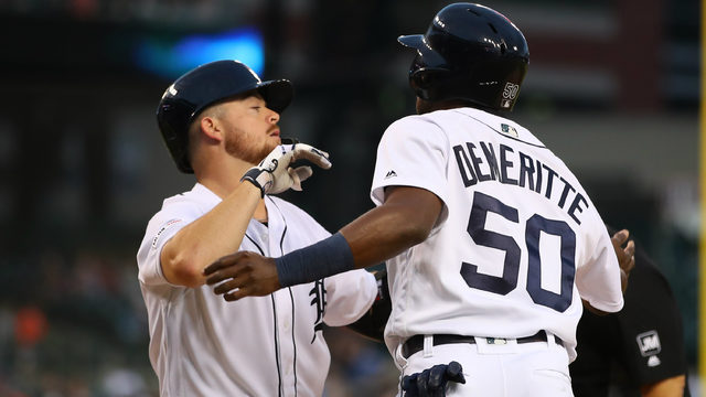Detroit Tigers: Why are Travis Demeritte, Jake Rogers batting so low in…