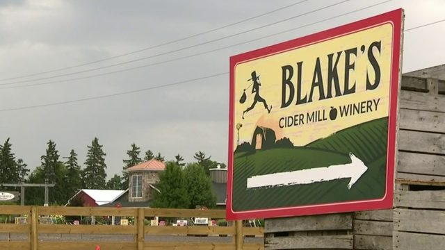 Blake's Orchard and Cider Mill employee arrested on 'threats of…