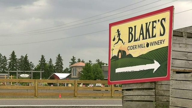 Michigan State Police investigating 'terrorist threat' at Blake's…
