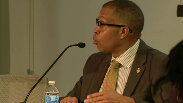 Detroit Board of Police Commissioners clash with chief over use of…