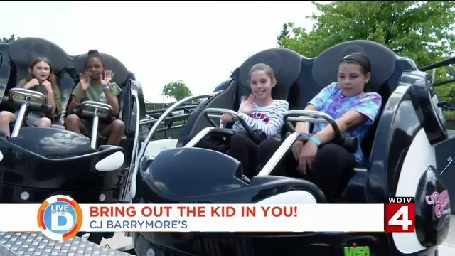Macomb County's C.J. Barrymore's will have you feeling like a kid again!