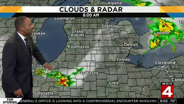 Metro Detroit weather forecast: Warming up Saturday with storms possible…
