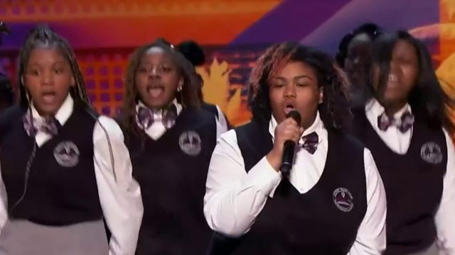 AGT: Watch and vote for Detroit Youth Choir