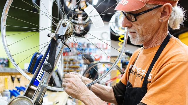 "Hometown Bicycles voted ""Best Bike Shop"" in Metro Detroit"