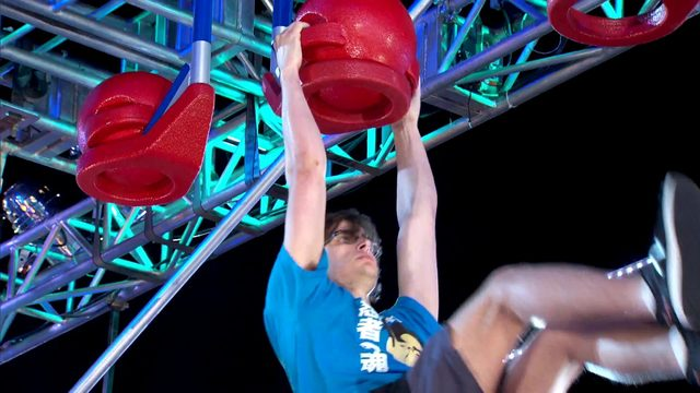 Michigan man competes on 'American Ninja Warrior'