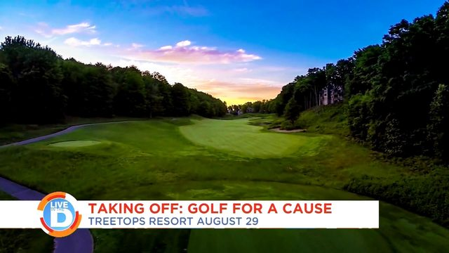 Treetops Resort invites you to come golf and give back to a special cause