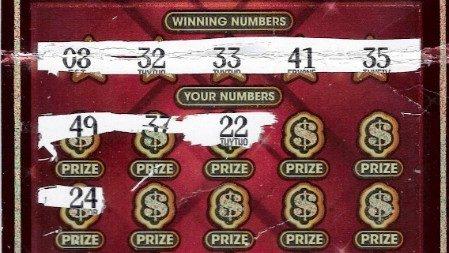 Michigan Lottery: Wayne County man 'felt sick' after winning $4M on scratch off